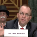 Senate presses Mulvaney on data security, payday lending